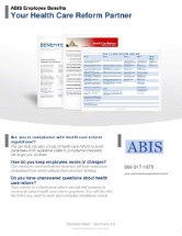 Health Care Reform Sell Sheet Ad1 166x215